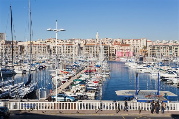 Profiter d'une location appartements Marseille