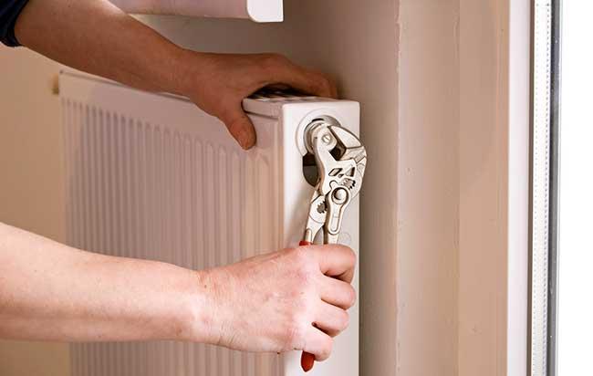 Quel prix pour des travaux de chauffage avec radiateur?